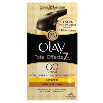 Olay Total Effects Medium to Dark CC Cream