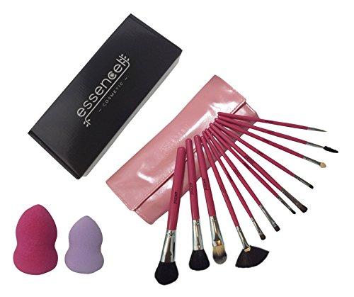 Essencell 12 Pieces Makeup Brush Set