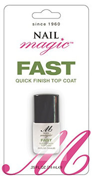 Nail Magic Fast Quick Finish Top Coat