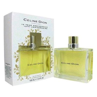 Celine Dion By Celine Dion For Women. Eau De Toilette Spray 3.3 Oz