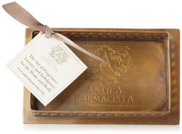 Antica Farmacista Brass Decorative Tray for Bubble Bath