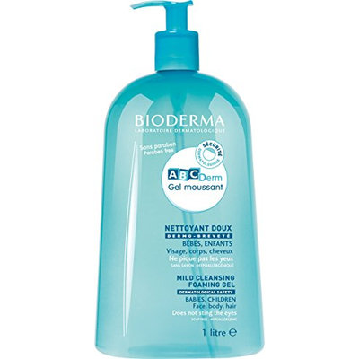 Bioderma Abcderm Foaming Gel