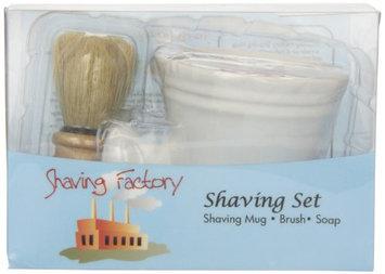 Shaving Factory Shaving Mug Set