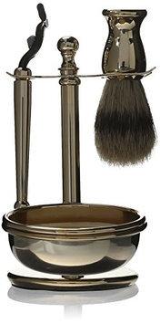 Harry D Koenig & Co 4 Piece Shave Set In Gold for Men