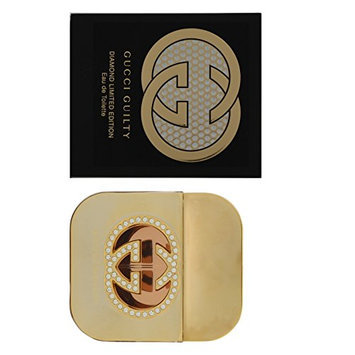Gucci Women's Guilty Diamond Limited Edition EDT Spray