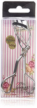 Miss Gorgeous Women Stainless Steel Eyelash Curler for Makeup tools