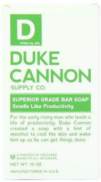 Duke Cannon Big American Brick of Soap - Smells Like Productivity 10oz