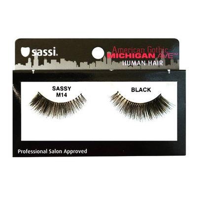 Sassi 804-M14 Michigan Ave 100% Human Hair Sassy Eyelashes