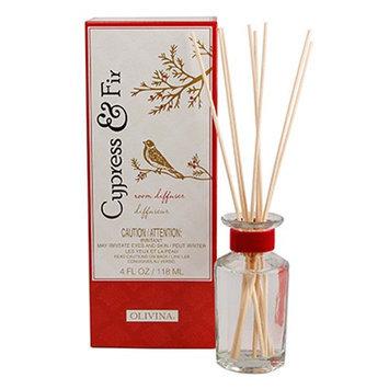 Olivina Natural Home Fragrance Reed Diffuser