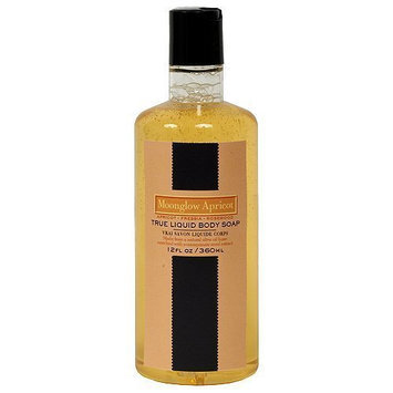 LAFCO House & Home True Liquid Body Soap - Moonglow Apricot