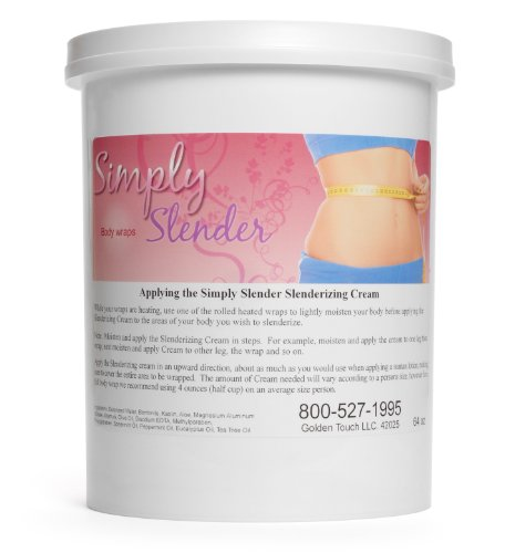 Simply Slender 64 oz. Slenderizing Cream Refill