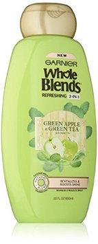 Garnier Hair Care Whole Blends Refreshing 2-in-1 Shampoo