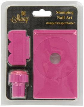 SHANY Stamping Nail Art Set (Nail Art Image Plate Holder
