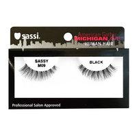 Sassi 804-M09 Michigan Ave 100% Human Hair Sassy Eyelashes