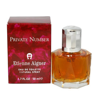 Private Number by Etienne Aigner for Women Eau De Toilette Spray