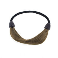Uxcell Hair Dressing Girls Wig Link Stretch Hair Tie