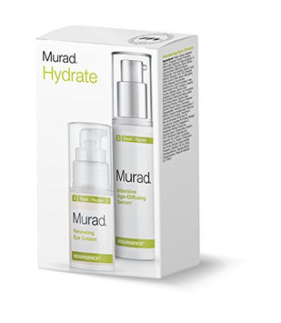 Murad Two Piece Resurrection Hydrate Value Set