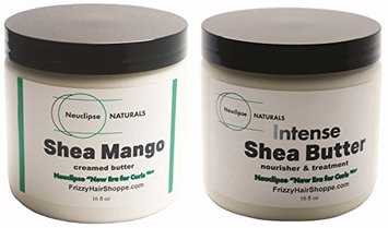 Neuclipse Naturals Intense Shea Butter Mango Dual Hair and Skin Nourishers and Treatments