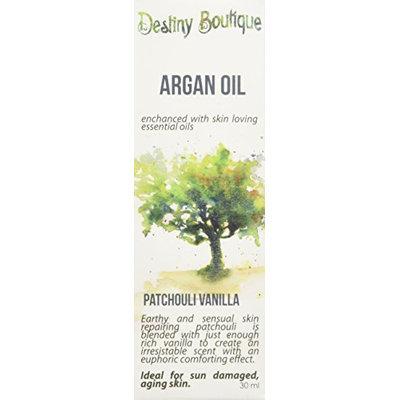 Destiny Boutique Vanilla Patchouli Argan Oil