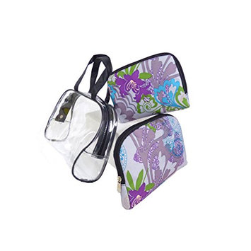Argo Sport Blossoms Cosmetic Bags