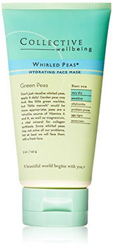 Collective Wellbeing Whirled Peas Hydrating Face Mask
