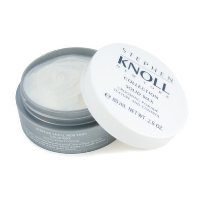 Stephen Knoll New York Solid Wax Grooming Pomade 2.8 OZ