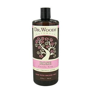 Dr. Woods Naturals Castile Liquid Soap