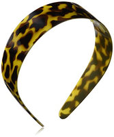 Caravan Wide Classic Comfortable Headband Made Of Celluloid Acetate In Hand Painted Tokyo