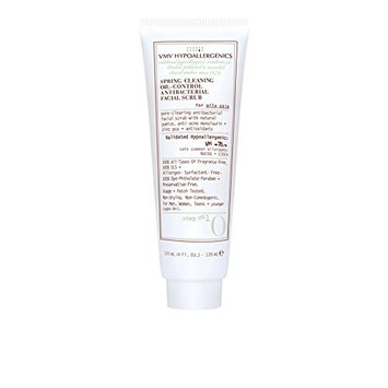 VMV Hypoallergenics Superskin Spring Cleaning Oil-Control Antibacterial Scrub for Oily Skin
