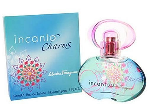 Incanto Charms Women Eau De Toilette Spray by Salvatore Ferragamo