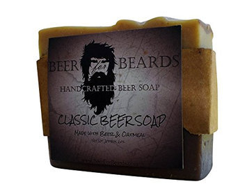 Beer For Beards Classic Beer Soap