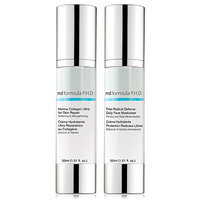 Skin Pharmacy Marine Collagen Ultra for Skin Repair and Free Radical Defence Daily Moisturiser
