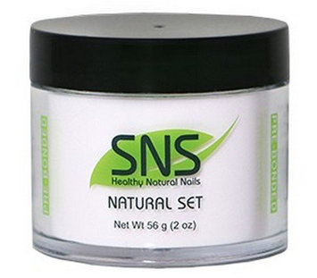 SNS Natural Set Nail Dipping Powder