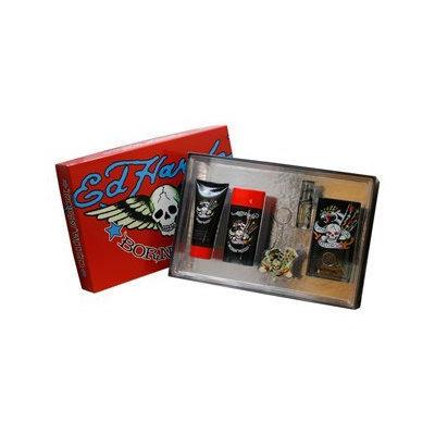 Christian Audigier Ed Hardy Born Wild 5 Piece Gift Set for Men