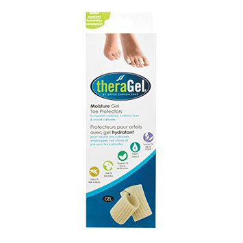 Upper Canada Soap Accessories Theragel toe Protectors