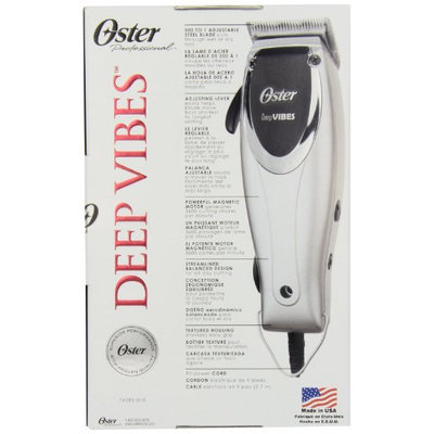 Oster Professional 76080-10 Deep Vibes Professional Adjustable Vibrating Clipper