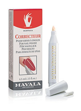Mavala Corrector Pen to Erase Manicure Mistakes