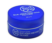 Blue Aqua Hair Wax - RedOne