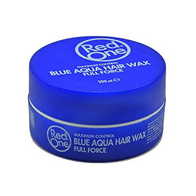 Blue Aqua Hair Wax - RedOne