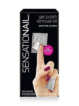 SensatioNail Gel Polish Removal Kit
