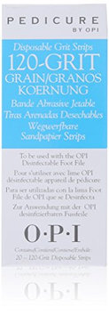 Opi Pedicure Disposable Strips