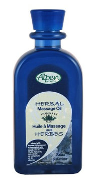 Alpen Secrets Herbal Therapy Relax Massage Oil