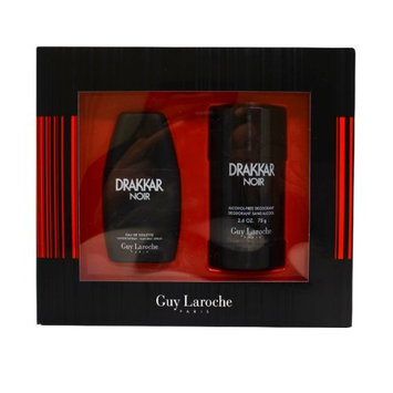 Drakkar Noir by Guy Laroche for Men Gift Set 1 Ounce EDT Spray