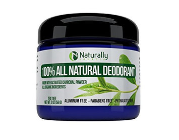 Naturally Sourced 100% All Natural Deodorant