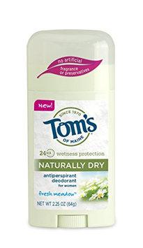 Tom's of Maine Women's Naturally Dry Antiperspirant Stick