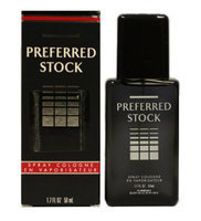 Preferred Stock By Coty For Men. Cologne Spray 1.7 Oz.