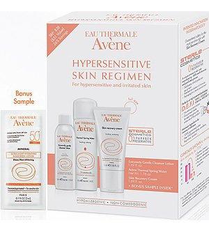 Eau Thermale Avène Hypersensitive Skin Regimen Kit