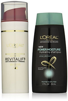 L'Oréal Paris Skin Care Revitalift Anti-Wrinkle Plus Firming Day Lotion and Shampoo