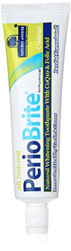 Nature's Answer Periobrite Natural Toothpaste