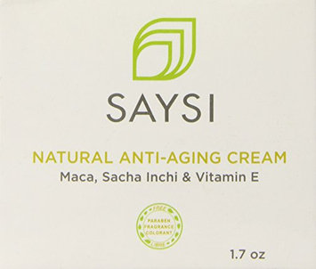Saysi Natural Anti-Aging Cream